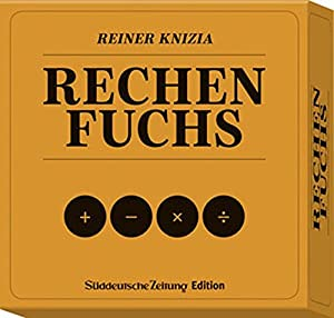 Süd Deutsche Periódico Edition 588/07308–Rastrillo zorro