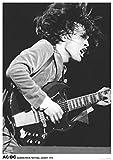 AC/DC Poster Reading Rock Festival, August 1976 (59,5cm x 84cm)