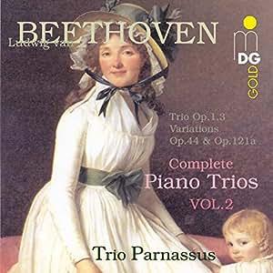 Beethoven: Complete Piano Trios, Vol. 2