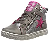 Clarks Girls' 452 066 Hi-Top Trainers
