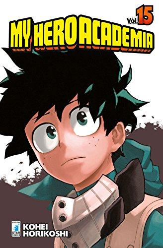 My Hero Academia: 15