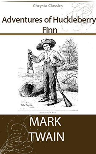 adventures-of-huckleberry-finn-illustrated-free-audiobook-chrysta-classics-english-edition