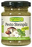 Produkt-Bild: Rapunzel Bio Pesto Steinpilz (1 x 120 gr)