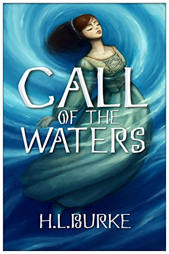 Call of the Waters (Elemental Realms Book 2) book cover