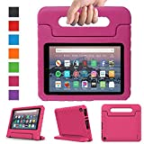 Surom Case for All-New Amazon Fire HD 8 2018 / 2017,Kids