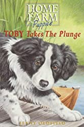 Home Farm Twins: Toby Takes The Plunge: Toby Takes the Plunge Puppy Trilogy 1