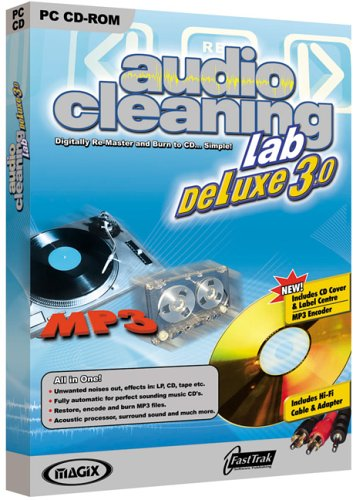 Magix Audio Cleaning Lab 3.0 Deluxe Test