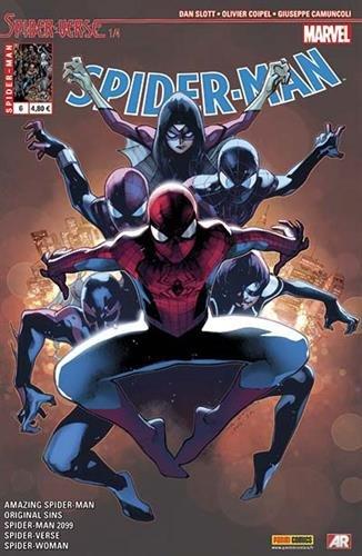 Spider-man 2014 06 Spider-Verse 1/4 par  Dan Slott