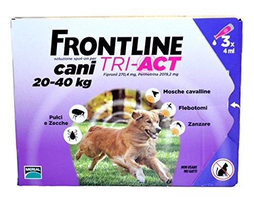 frontline-tri-act-20-40-kg-antiparassitario-per-cani-di-taglia-grande