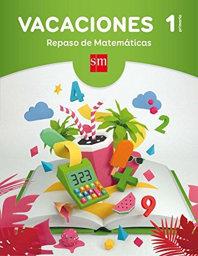 Cuaderno vacaciones resolución de problemas 1 - 9788467593280