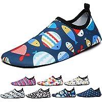 d4698b38d98 BOLOG Zapatos de Agua de Natación infantil Para Niños Niñas Slip on Suave  Zapatos de Niños