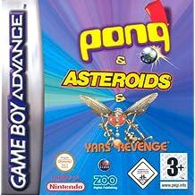 Compil Astéroïd - Pong - Yars [Importación francesa]