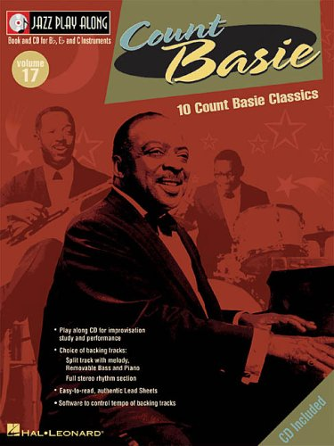 Count Basie [With CD (Audio)] (Jazz Play Along Ser) Sers Amp