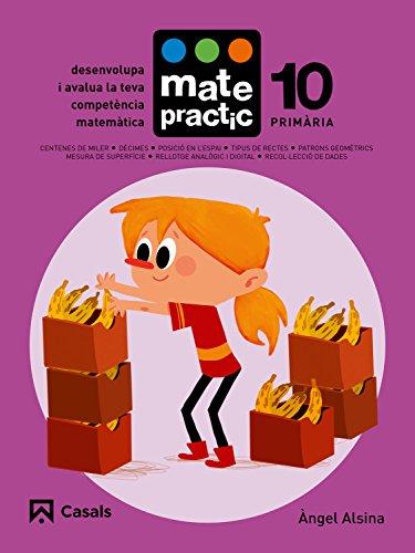 Quadern Matepractic 10 Primària - 9788421858431 por Àngel Alsina