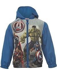Marvel Avengers pluie douche Mac Enfant Bleu/multicolore pour femme manteau veste
