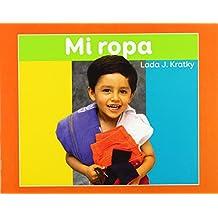 Mi Ropa (Fácil De Leer, Nivel A / Easy to Read, Level A)
