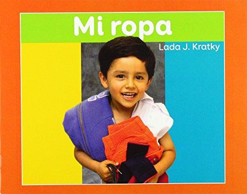 Mi Ropa (Fácil De Leer, Nivel A / Easy to Read, Level A) por Lada Kratky