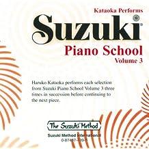 Kataoka Performs Suzuki Piano School
