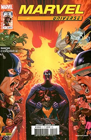 Marvel Universe, N° 2 : What if ?