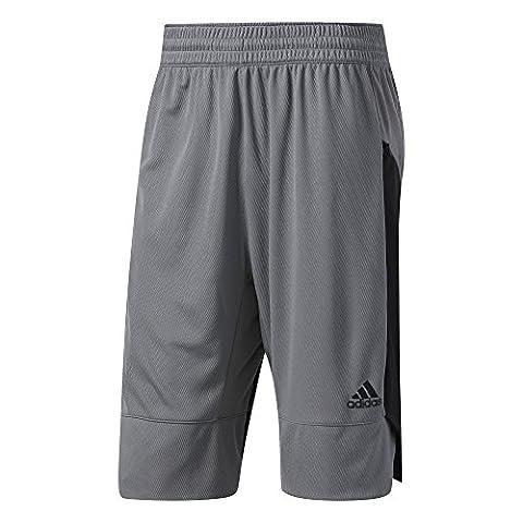 adidas Herren Essential Shorts, Grey Four, L