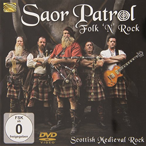 Saor Patrol - Folk 'n' rock - Scottish medieval