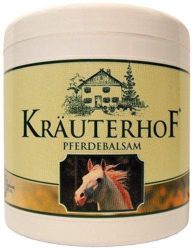 Balsamo cavalli raffredda e tonifica, wertvolle Estratti vegetali di Ippocastano,