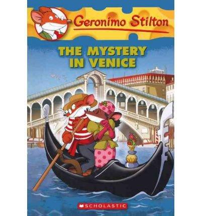 [( The Mystery in Venice )] [by: Geronimo Stilton] [Jan-2012]