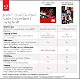 Adobe Master Collection CS6 Master Collection, Win, 1u, DVD, ENG - Autoedición (Win, 1u, DVD, ENG Master Collection, ENG, Caja, 1 usuario(s), 14500 MB, 2048 MB, Intel Pentium 4, AMD Athlon 64)