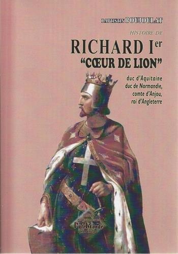 Histoire de Richard Coeur de Lion