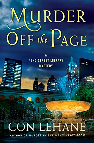 Murder Off the Page: A 42nd Street Library Mystery (42nd Street Library Mysteries, Band 3)