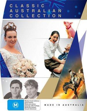 Classic Australian Collection (Vol. 1) - 10-DVD Box Set ( Phar Lap / 'Breaker' Morant / The Dish / Gallipoli / Looking for Alibrandi / The Man from Sn [ NON-USA FORMAT, PAL, Reg.0 Import - Australia ] by P. J. Hogan
