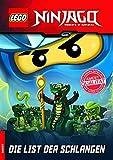LEGO® NINJAGO™ Die List der Schlangen: Lesebuch