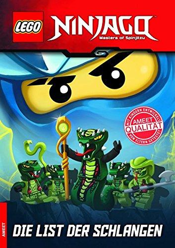LEGO® NINJAGOTM Die List der Schlangen: Lesebuch