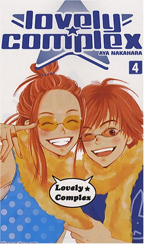 Lovely Complex Edition simple Tome 4