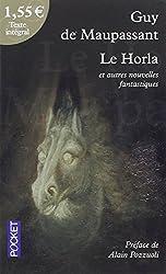 Le Horla et autres nouvelles fantastiques à 1,55 euros