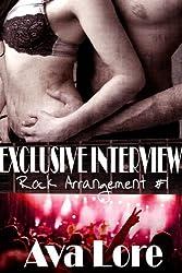 Exclusive Interview (Rock Arrangement, #1) (Rock Star Erotic Romance) (English Edition)