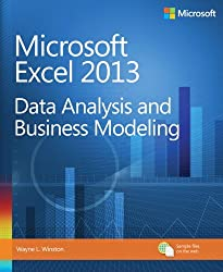 Data Analysis and Business Modeling: Microsoft Excel 2013 by Wayne Winston (2014-01-15)