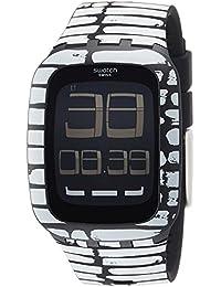 Swatch Reloj Touch pulsist Panel táctil equipado con Digital surb120 hombre [Regular ...