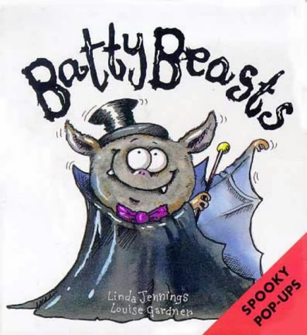 Batty Beasts (Spooky Pop-Ups)