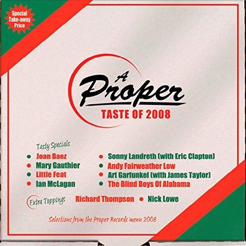 A Proper Taste of 2008
