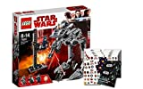 Lego Star Wars: 75201 First Order AT-ST™ + Original Star Wars Tattoos