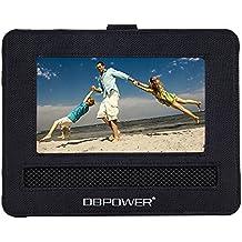 """DBPOWR Soporte para Reposacabezas de Coche (para Reproductor de DVD Portátil Giratorio de 9''-9.5"""")"""