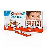 Kinder Chocolate Bars, 16 x 12.5 g