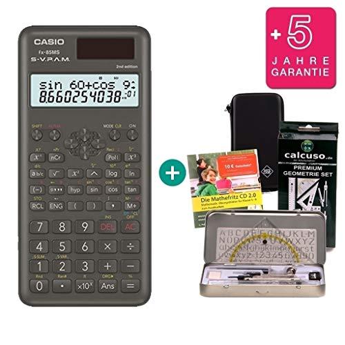 SD Custodia WYNGS per calcolatrice grafica Casio FX-7400//9750//9860 G II