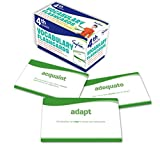 4th Grade Vocabulary Flashcards: 240 Flashcards for Improving - Best Reviews Guide