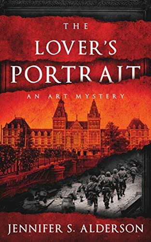 The Lover's Portrait (Zelda Richardson Mystery Series Book 1) by Jennifer S. Alderson