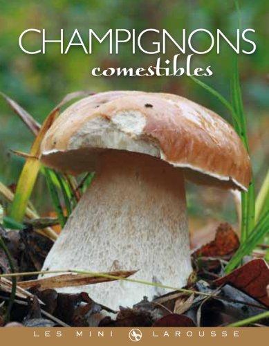 Champignons comestibles PDF Books