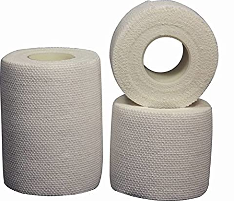 Erste Hilfe-muskelzerrung Verletzungen Unterstützung Wrap elastisches Sport Tape (5cm x (Mtr Unterstützung)
