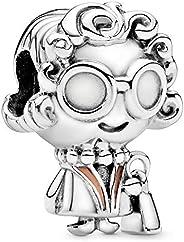 Pandora Women Pandora/798014EN190/Charms/Silver, Cubic Zirconia - 798014EN190