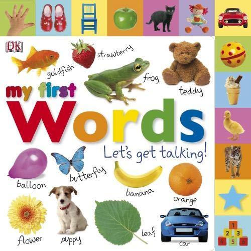 My First Words Let's Get Talking por DK